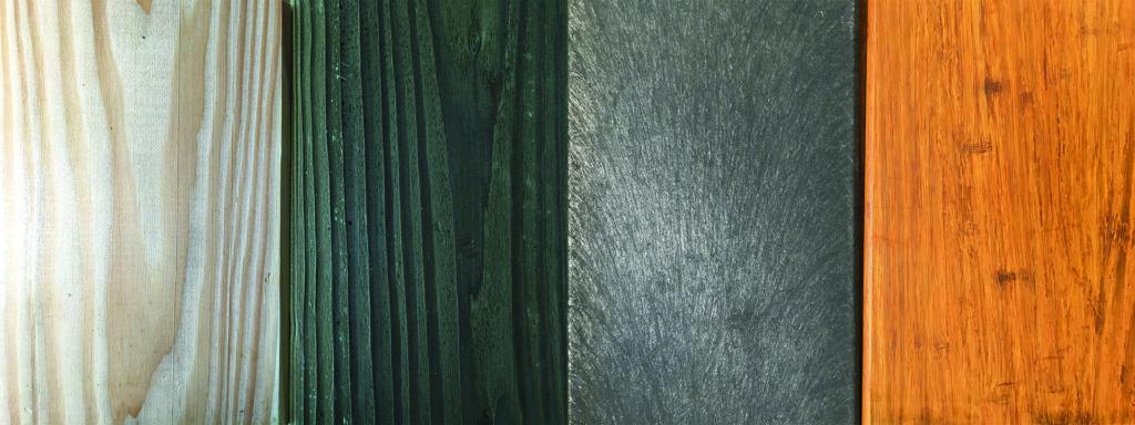 Différents types de bois pour les boxes pour chevaux