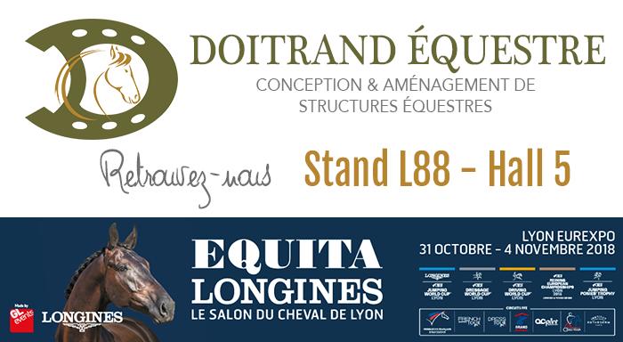 Equita Longines, le Salon du Cheval de Lyon