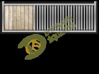 Visuel d'une séparation de box modèle Sardaigne